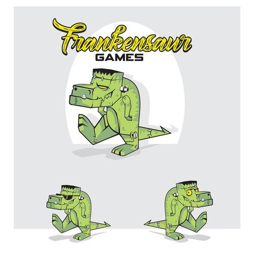 Frankenstein Trex