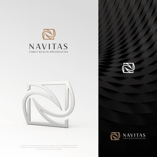 N-logo. lettering