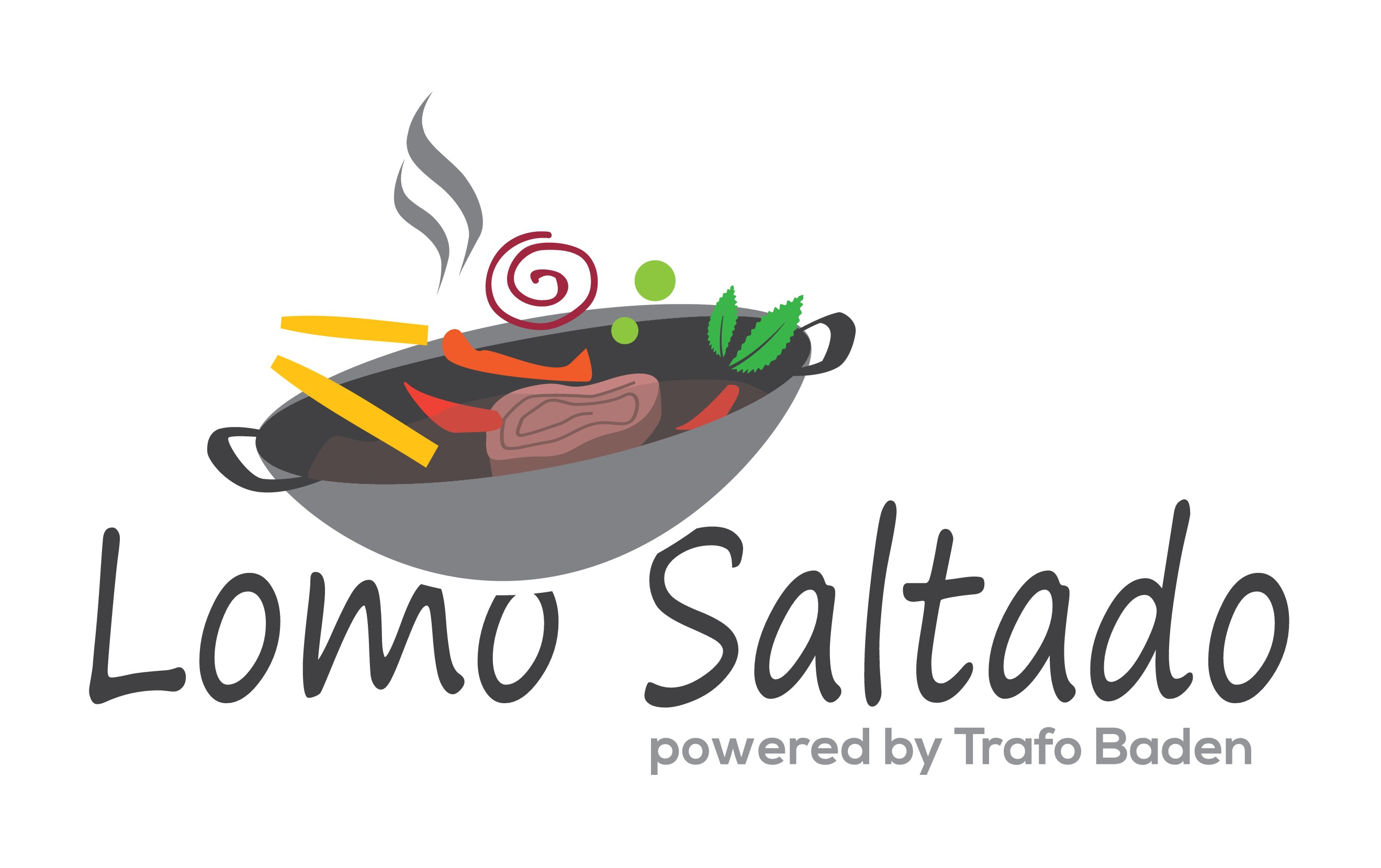 logo for a unique dish