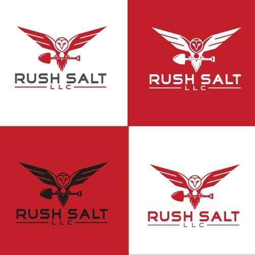 bold modern logo for a mining company