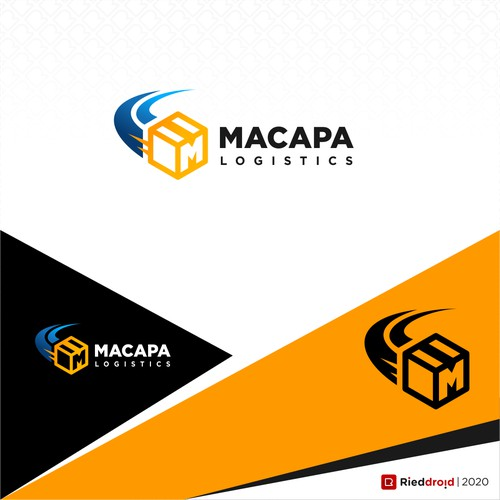 Logo Design for Macapa Logistics