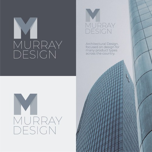 Murray Design Logo