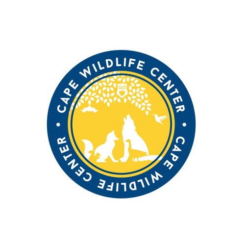 Logo for Wildlife Center