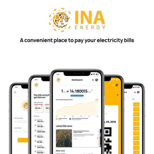 INA design entry