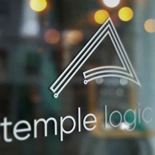Temple Logic logo ( not the winner)
