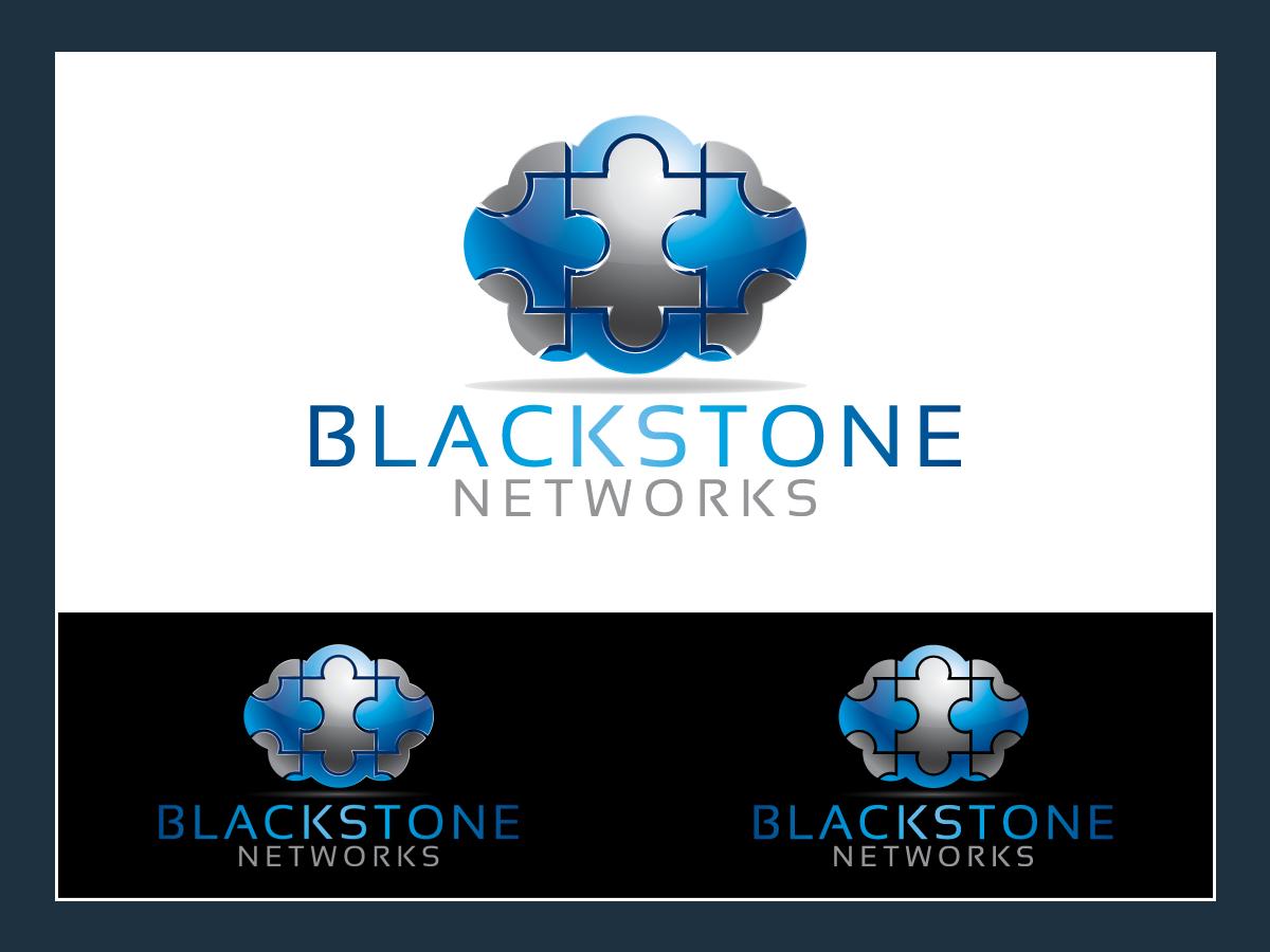 Blackstone Networks needs a new logo