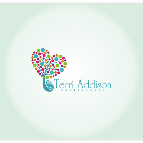 Logo for Terri Addison Photography