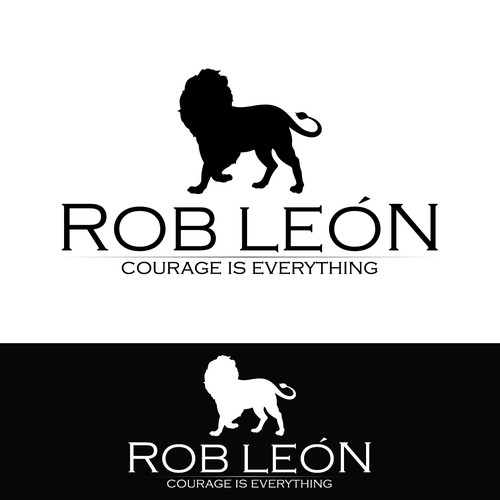 """Rob León """"Courage is Everything"""" high-end men's brand"""