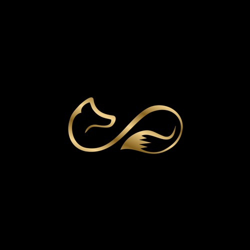 Fox + Infinity Symbol