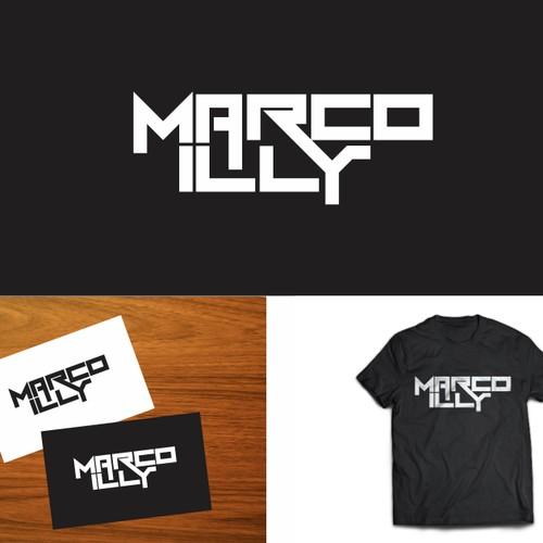 MARCO ILLY DJ LOGO
