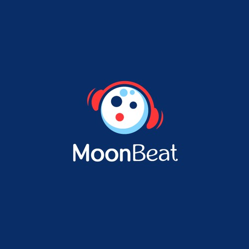 Logo Design for MoonBeat