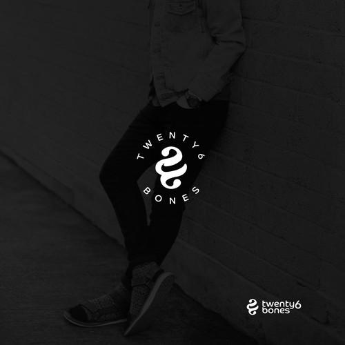 Develop Logo for new sandal company called, twenty6bones