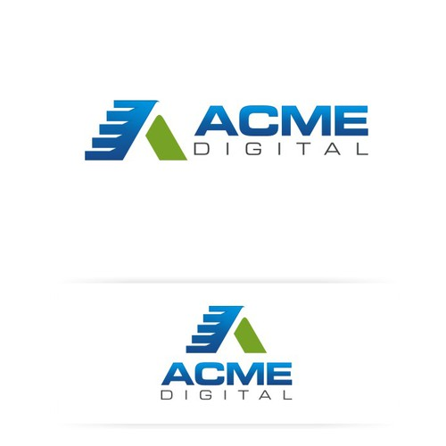 Help ACME Digital with a new logo