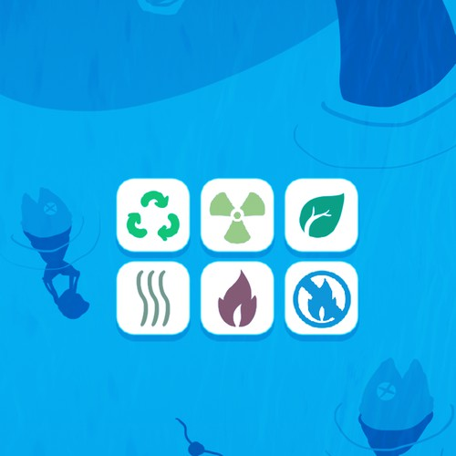 Sea Plastic Trash Awareness Mobile Game