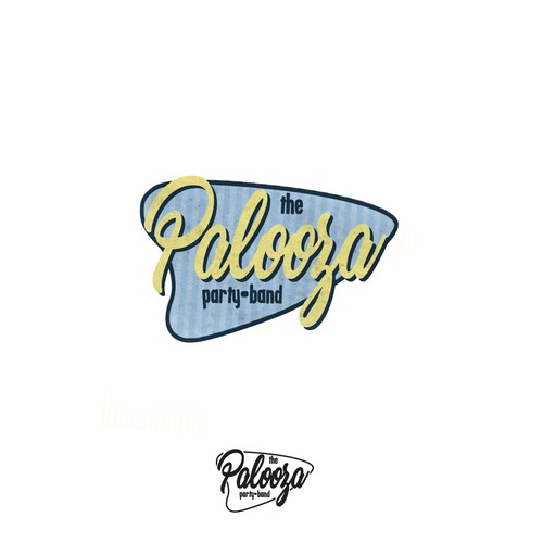 Vintage Party Band Logo