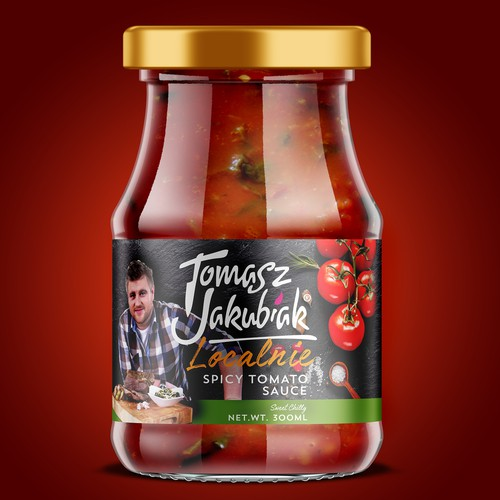 Packaging Design for Tomasz Jakubiak