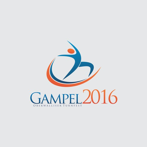 We search a Logo for a Gymnastics Tournament with about 1500 athletes