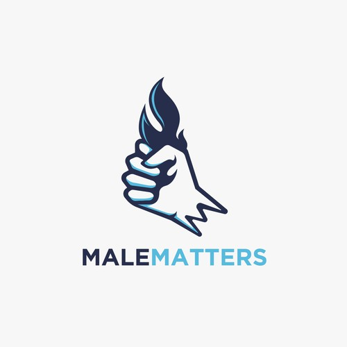 Logo for malematters