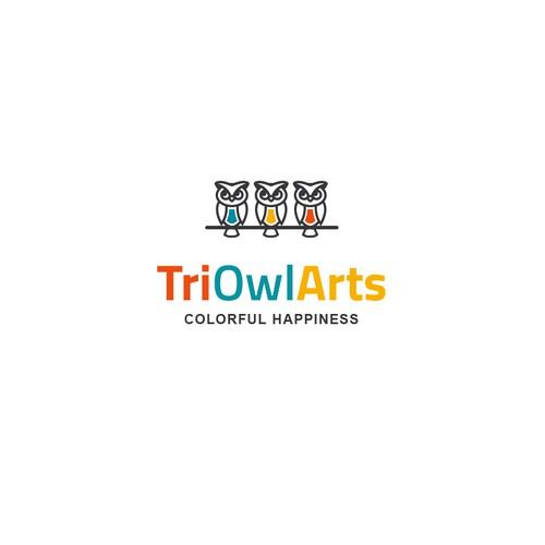 TriOwlArts
