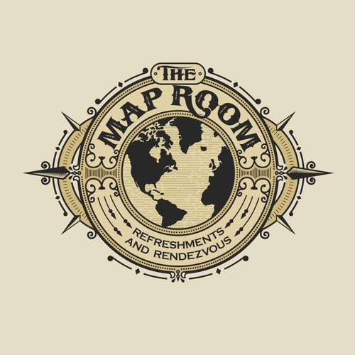 The Map Room - restaurant & bar, burgers, salads, appetizers, craft cocktails, craft beer