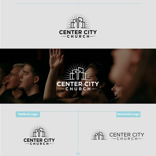LOGO for Center City Church