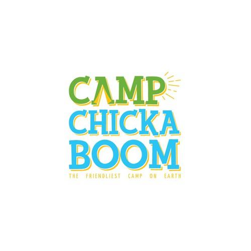 camp chicka boom