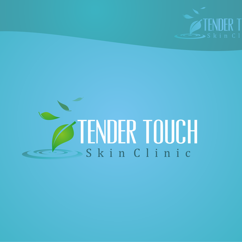 Help Tender Touch Skin Clinic with a new logo