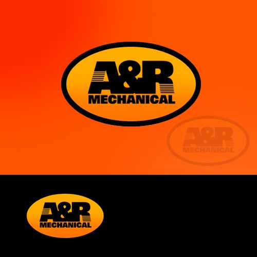 LogoDesign For A&R Mechanical