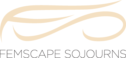 Design a logo for a women's boutique travel company