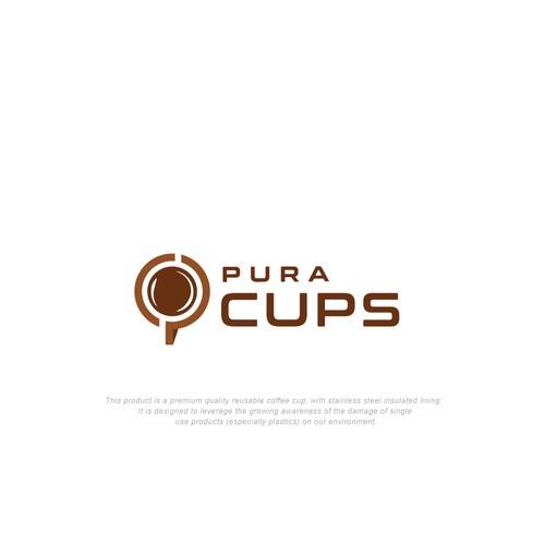Pura Cups LOGO