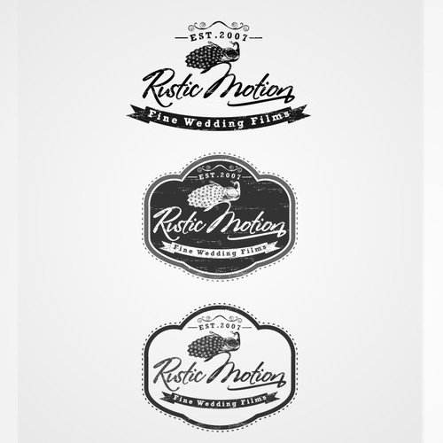 New logo wanted for Rustic Motion