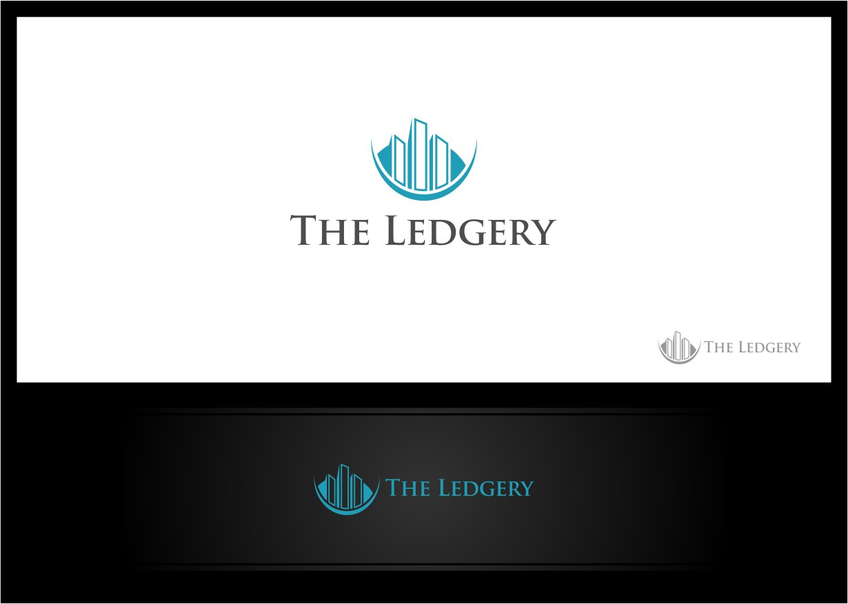 Create the next logo for The Ledgery