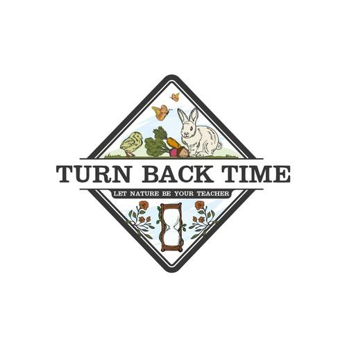 Logo Turn BackTime