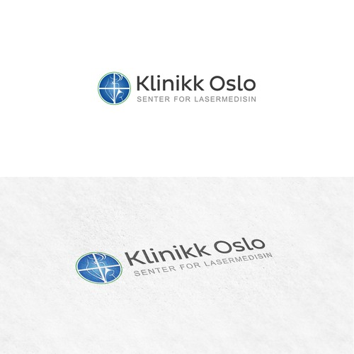 Brand identity for Klinikk Oslo | Senter for lasermedisin
