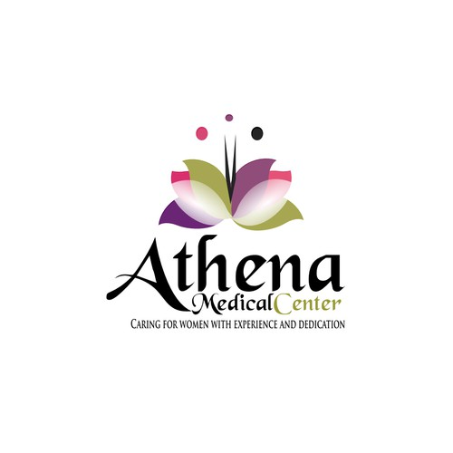 Whimsical Logo for Womens Health