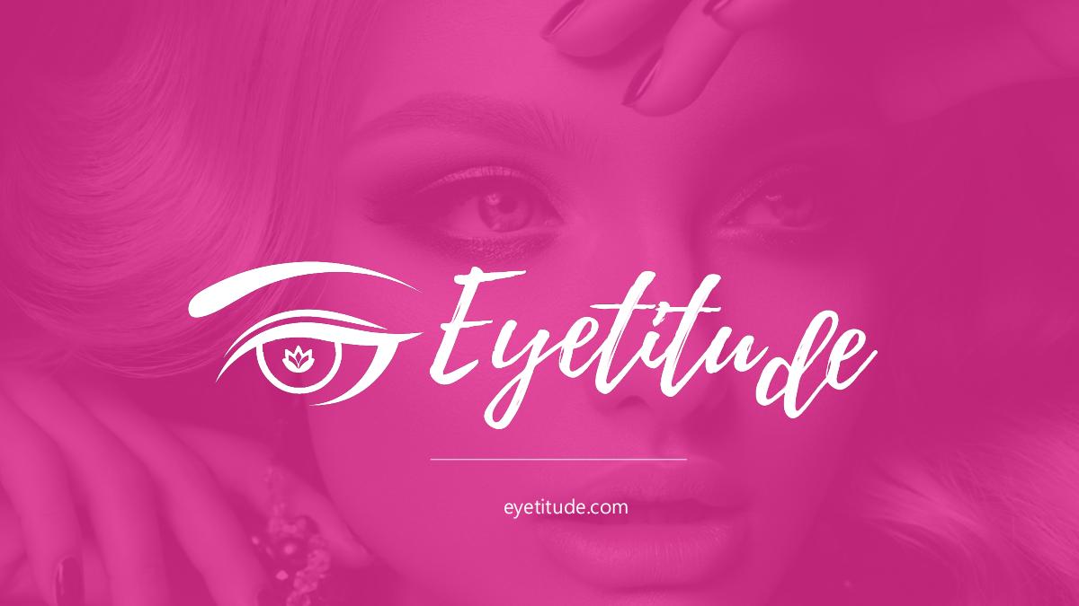 Eyetitude Brand Pitch Deck to Retailers & Distributors