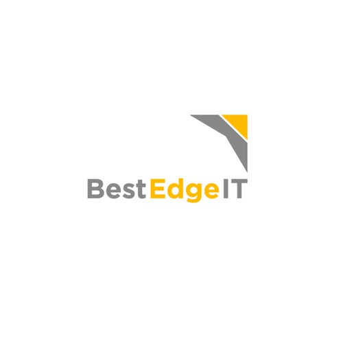 BestEdgeIT logo design