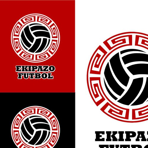 EKIPAZO FUTBOL logo's