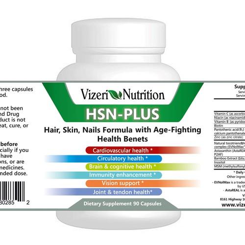 Vizeri Nutrition