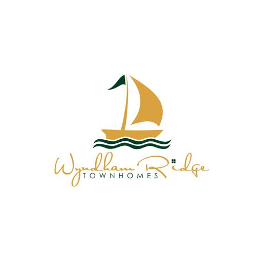 Create an Upscale Logo - Wyndham Ridge Townhomes