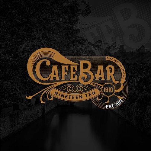Cafebar1910 Logo