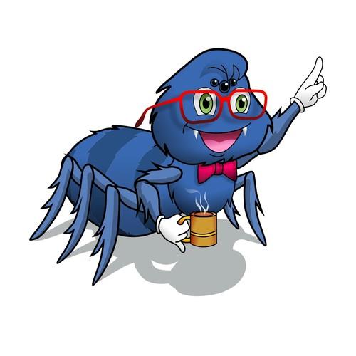 Spider coffe