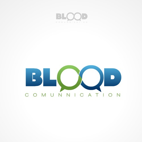 Help Blood Communication with a new logo