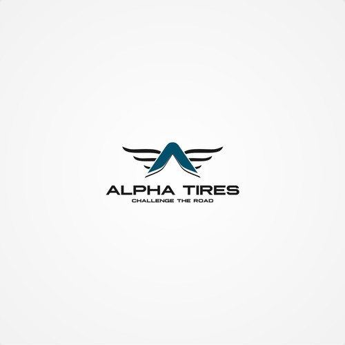 logo alpha tires