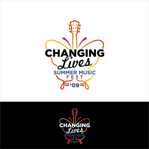 Changing Lives Logo Design