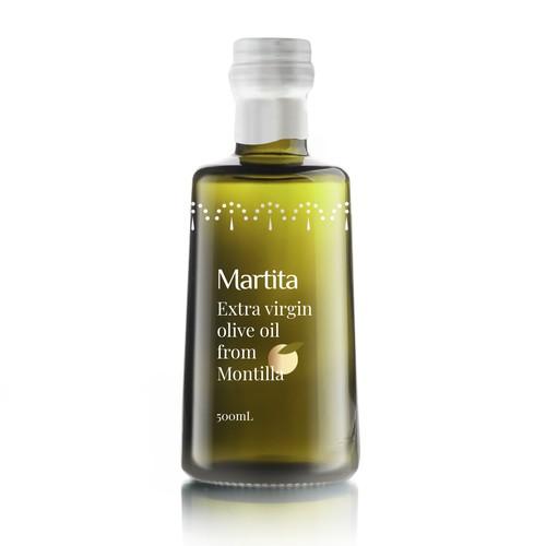 Partira premium olive oil