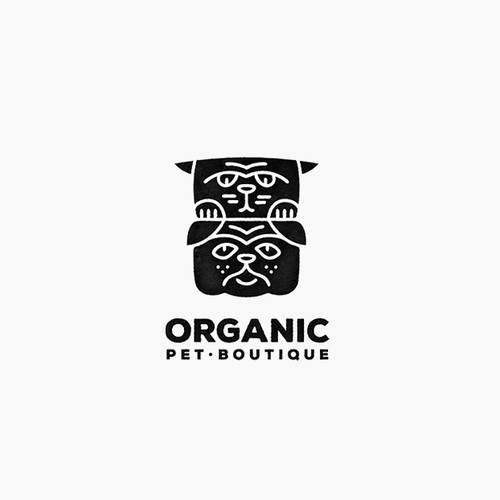 Logo for Organic Pet Boutique