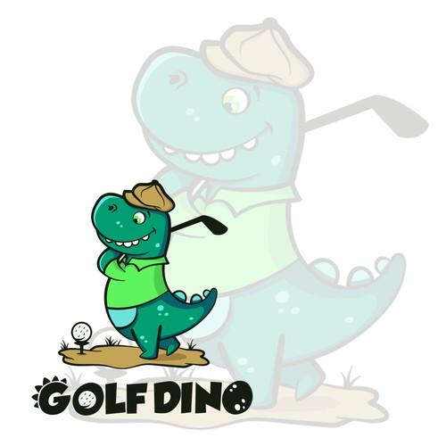 Golf Dino
