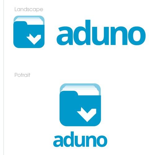 Logo design Aduno #2