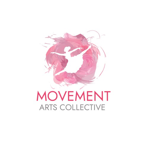 Logo Concept for Dance Collective